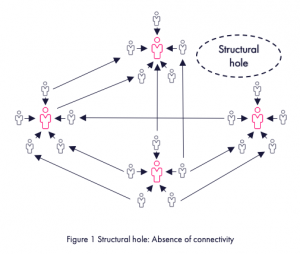 Complete Network Analysis structural hole